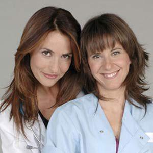#eresbollerasi sabes quiénes son Maca y Esther de Hospital Central.