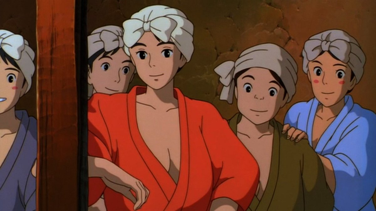 Kate Louise Powell On Twitter Princess Mononoke 1997 The Female Characters In This Film Are Great