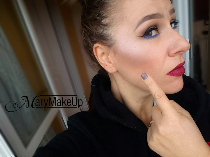 MUOTD Autumn lights muotd autumn makeup mua highlither makeupideas bblogger blogpost