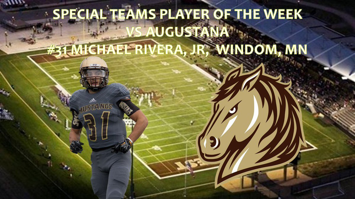 Smsu Football On Twitter Congratulations To Wide Receiver Michael