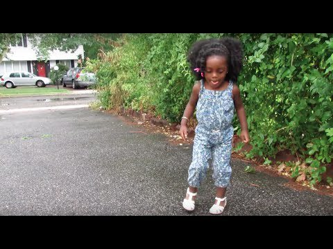 Rainy Days & Jumpers | Kids OOTD