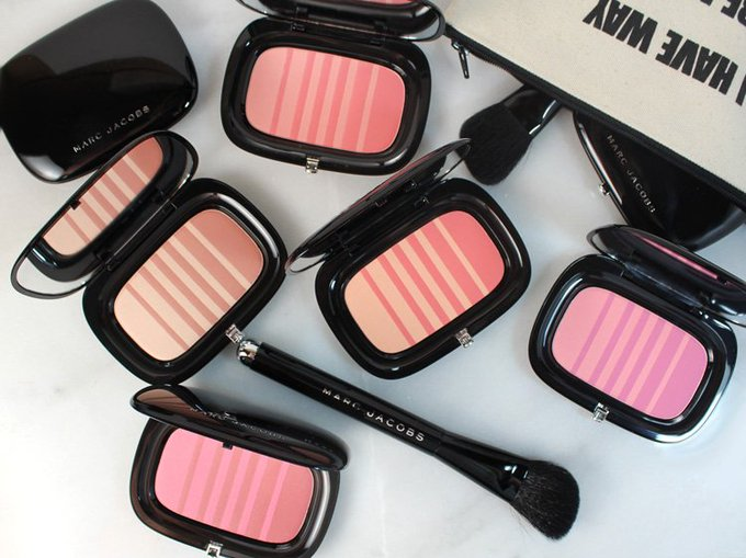 Marc Jacobs beauty Air Blush Soft Glow Duo.. naturebeauty makeuplover