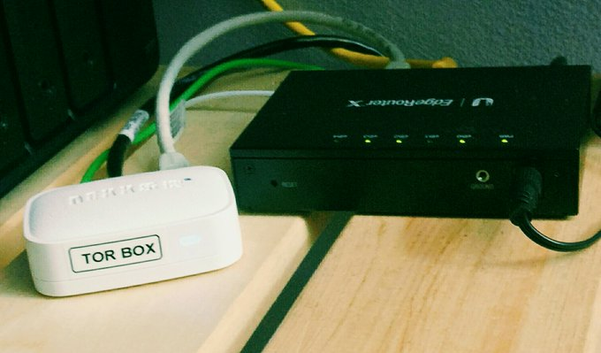 DIY Cheap Anonymity TOR box: privacy