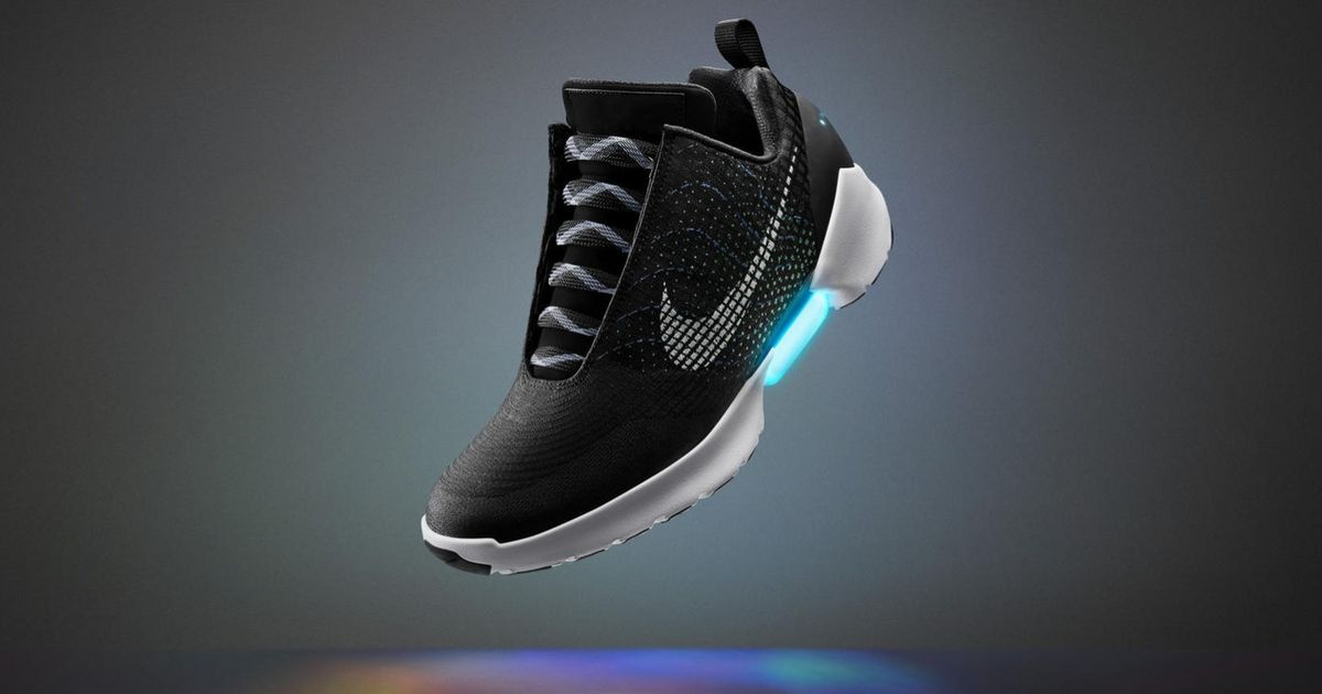 Nike's self-lacing HyperAdapt shoes cost $720
