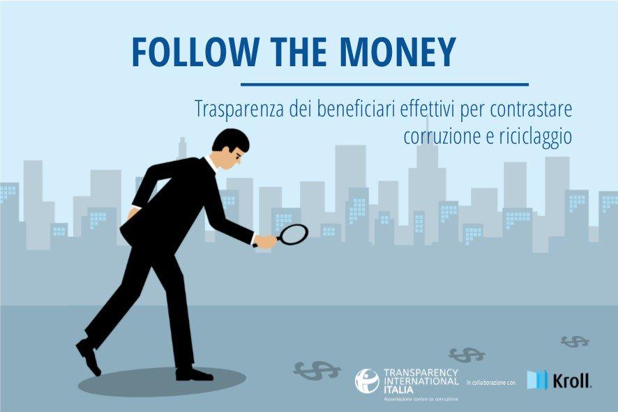 Thumbnail for Follow the Money - Trasparenza dei beneficiari effettivi per contrastare corruzione e riciclaggio