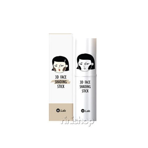 WLab 3D FACE SHADING STICKeBay: wlab contouring cosmetics beauty makeup