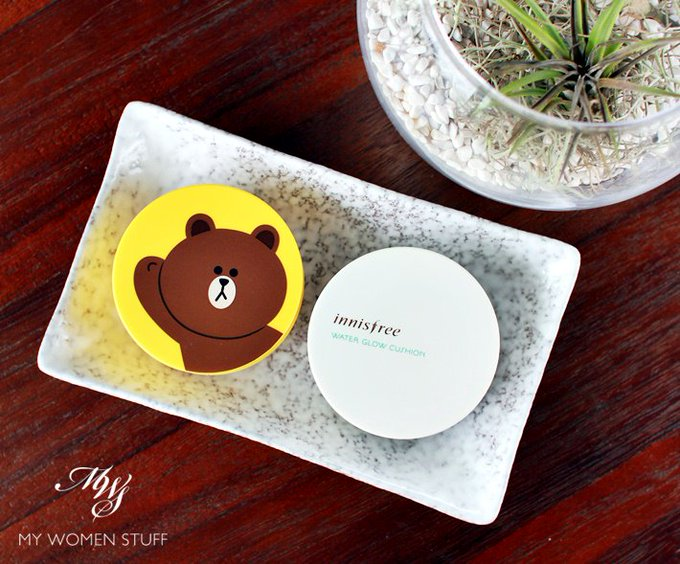 Cushion Foundation Week 2 Day 2: Innisfree makeup beautyaddict beautymoment