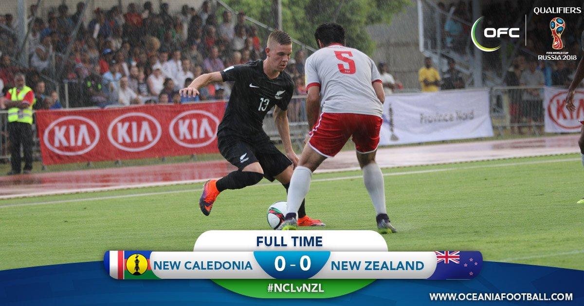 "New Zealand Time Twitter: OFC Oceania Football On Twitter: ""FULL-TIME"