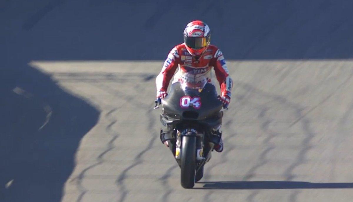 Andrea Dovizioso Calendario MotoGP 2017