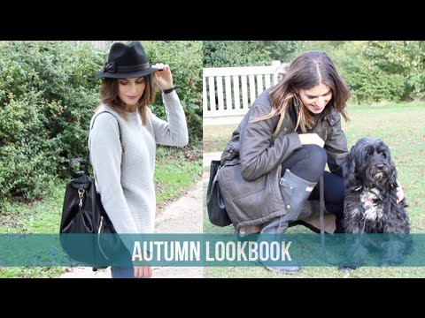 Autumn Lookbook // Lily Pebbles LilyPebbles LoveYa MakeUp Beauty -