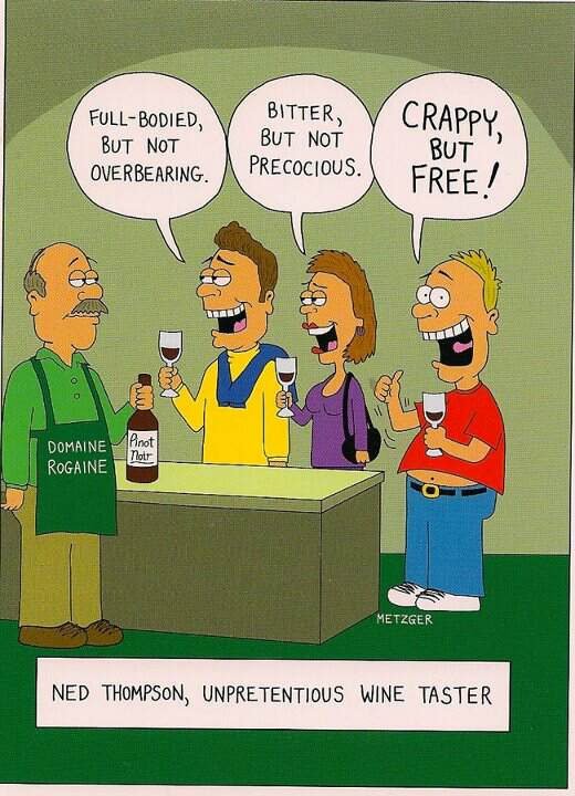 A classic! Who can relate to this? RT @winewankers: #wine #winelover<br>http://pic.twitter.com/swJ6G8xwoR