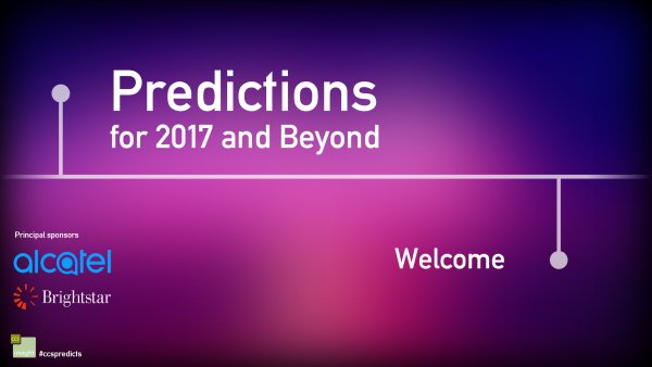We're looking forward to welcoming attendees at the Ham Yard Hotel tomorrow for #ccspredicts  https://t.co/8gd800fxvT https://t.co/PvbVQVTzPD