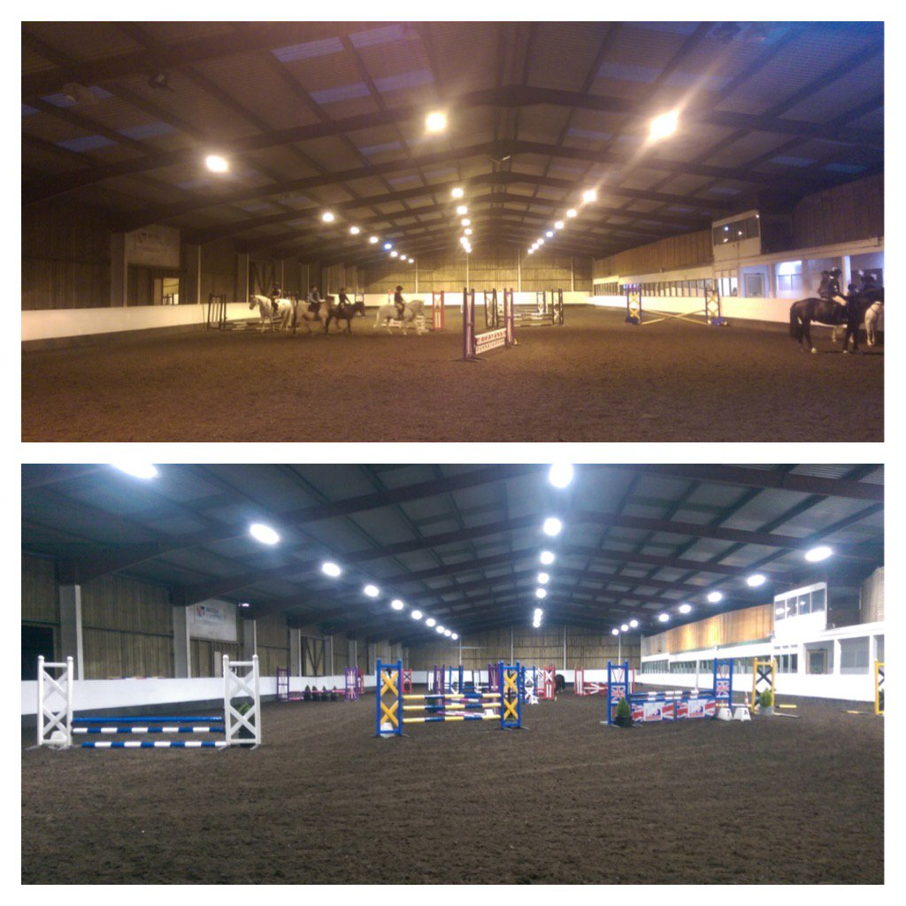 Energy Oasis On Twitter Richmond Equestrian Centre Are
