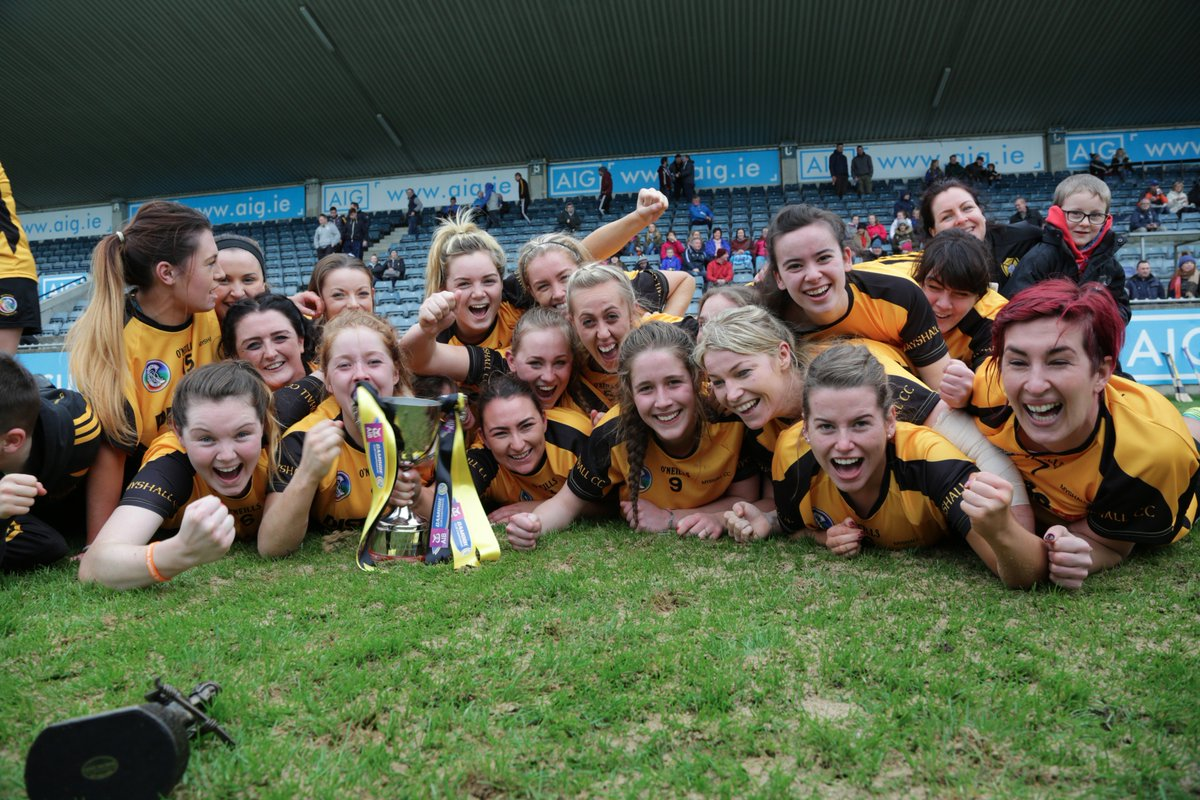 REPORTS   ThomastownGAA   Myshall captured the  AIB GAA Leinster Senior    Intermediate titles on Sunday http   www.camogie.ie news.asp id 5162 … f765fc47b