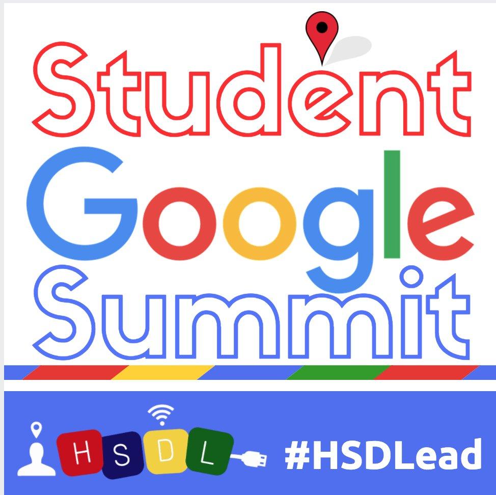 Thumbnail for HSDL Student Google Summit