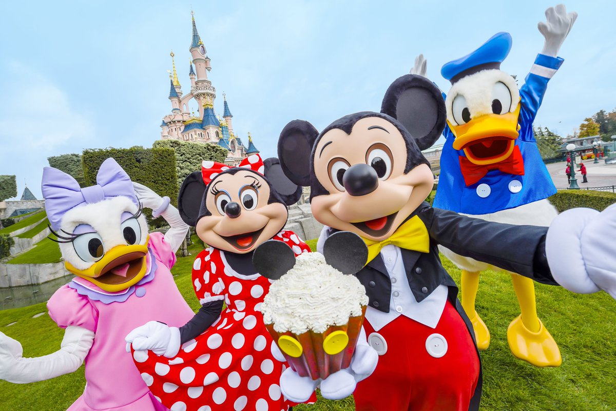 90 cumpleanos de mickey mouse disneyland paris