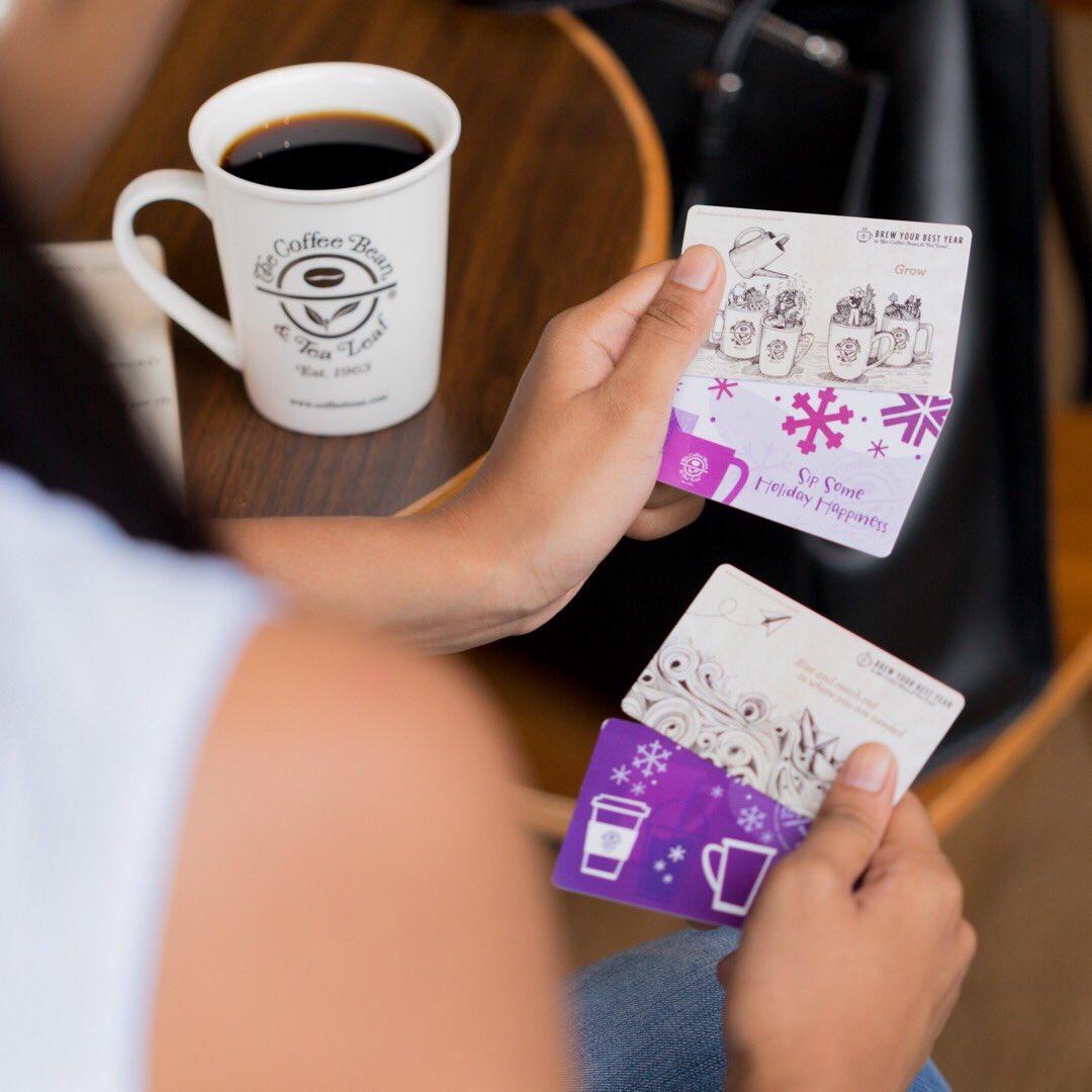d65b08eb53a The Coffee Bean & Tea Leaf® PH on Twitter: