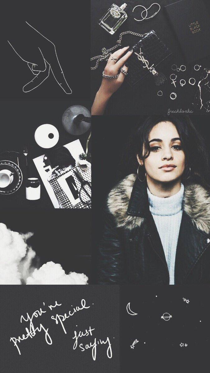 Lockscreens Inactive على تويتر Rp Camila Cabello X Black