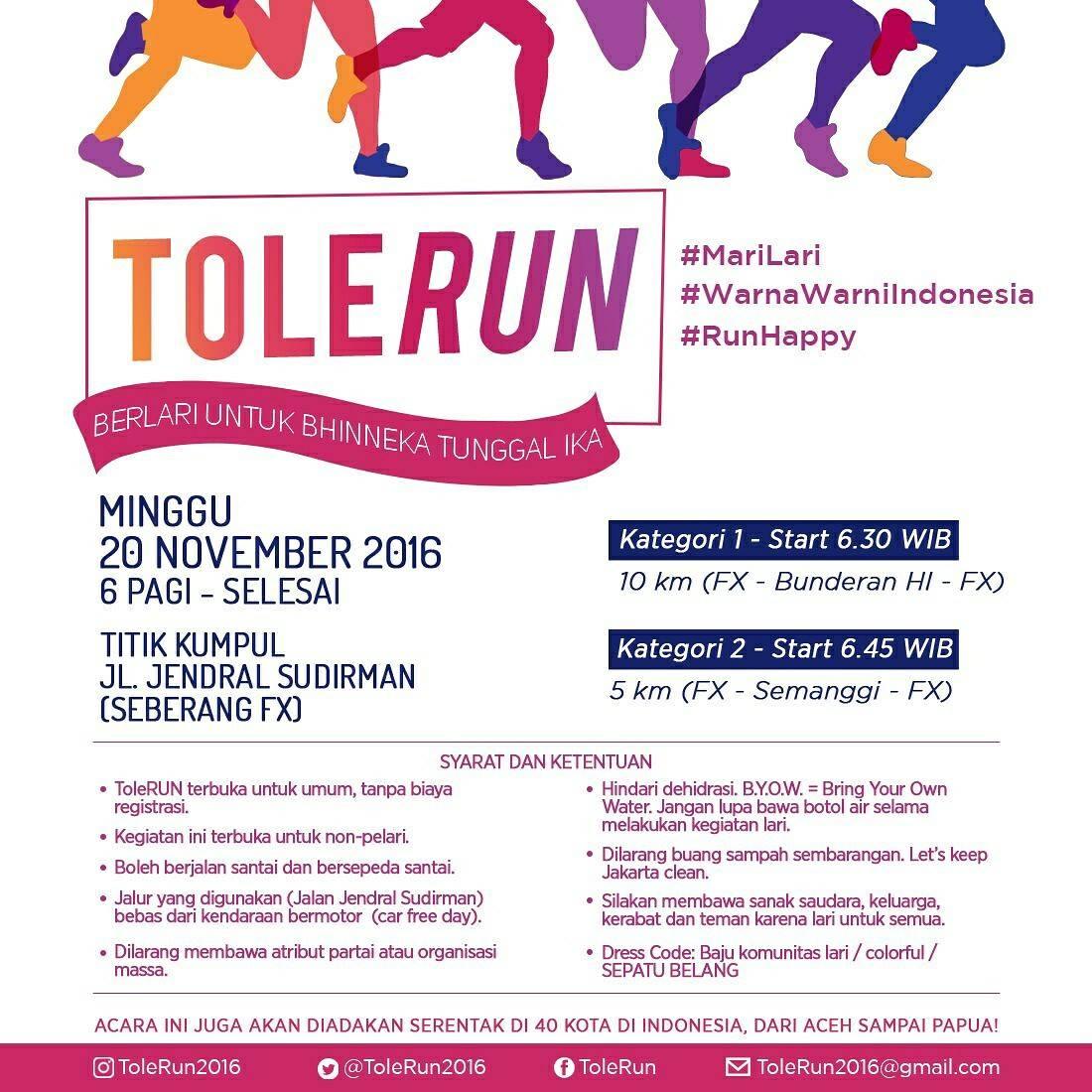 ToleRun 2016