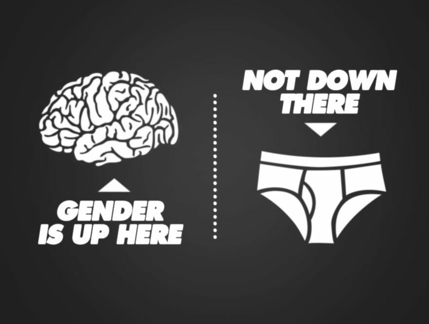 So true and the amount of people that don't understand the difference is crazy. #TransAwarenessWeek https://t.co/lfZ0cYoWWD
