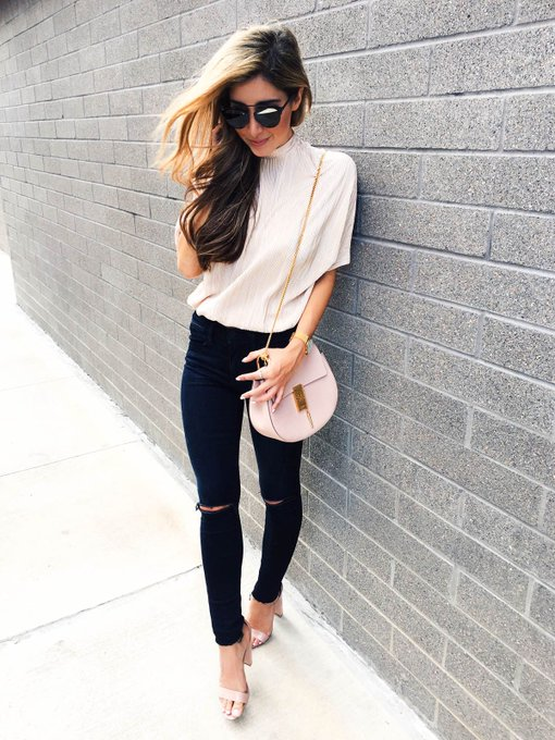 Instagram Diaries via The Darling Detail Jessi_Afshin ootd