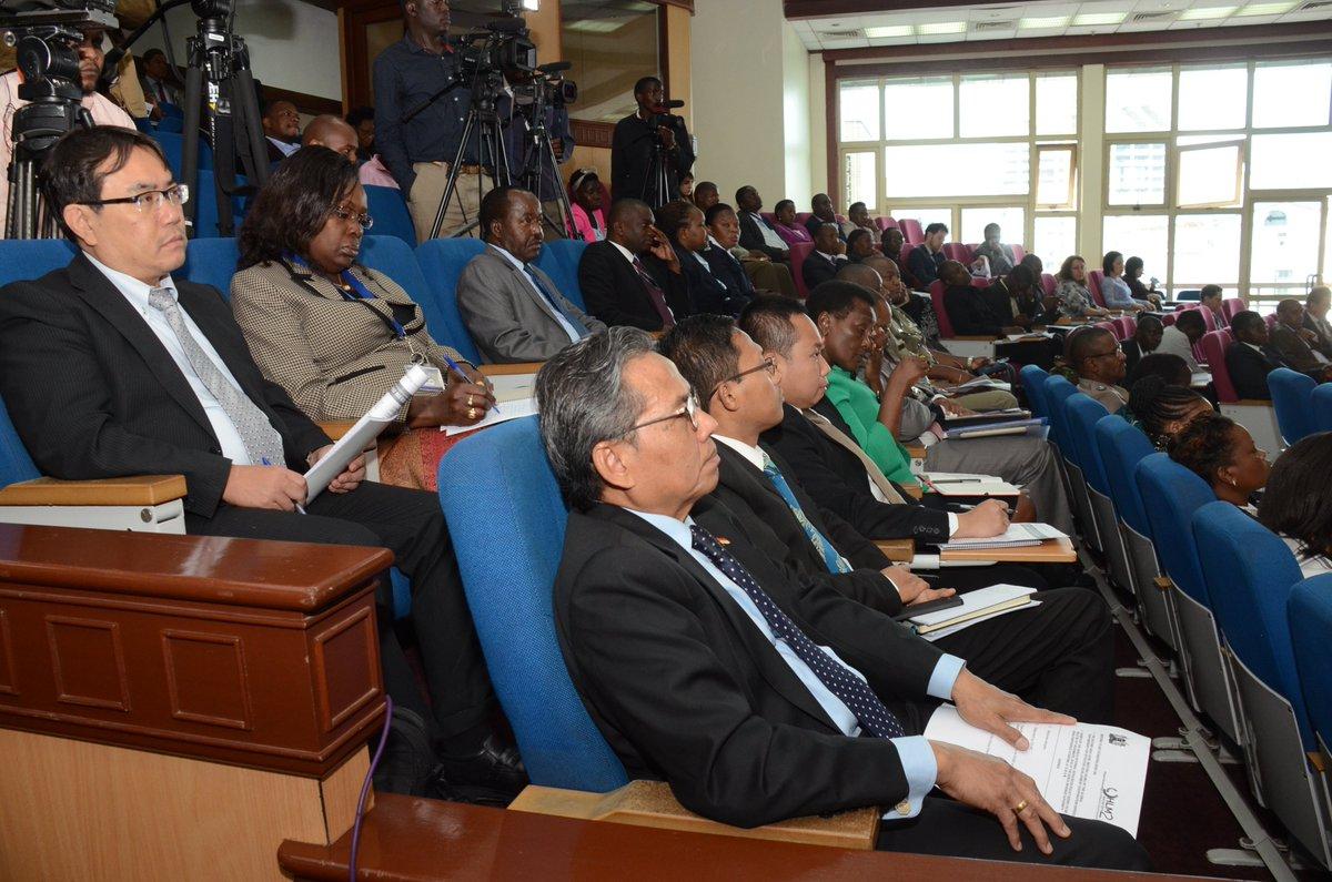 Kenyan Cabinet Secretaries Thenational Treasury On Twitter Briefing The Cabinet Secretaries