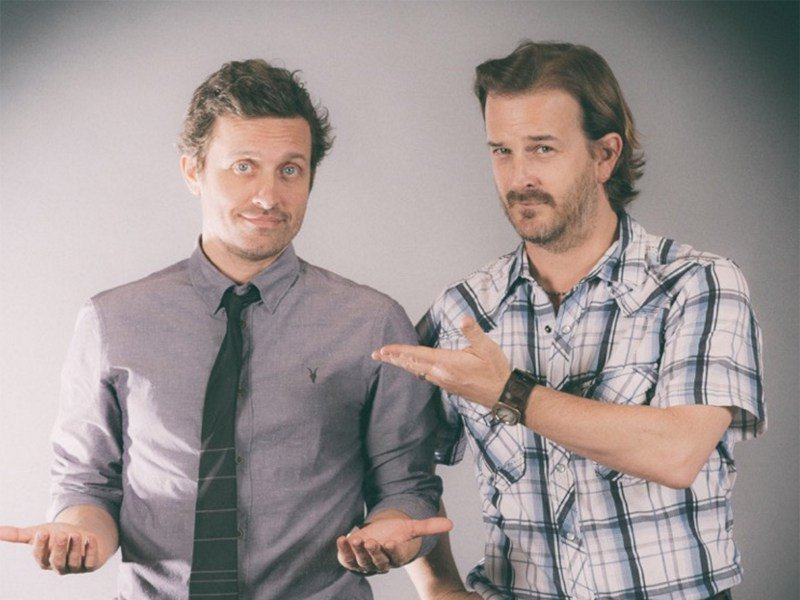'Supernatural's' @RobBenedict and @dicksp8jr Are @kingsofcon #kingsofcon https://t.co/cBYRoTCMeW https://t.co/ZyR0Wqz89G