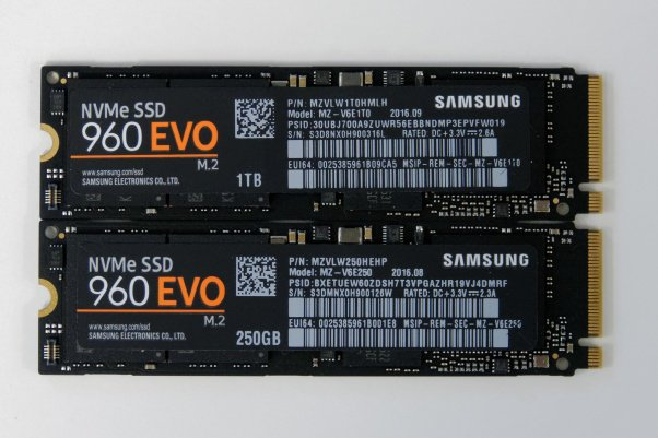 Samsung 960 EVO 250GB and 1TB M.2 NVMe SSD Full Review - TurboWrite Squared https://t.co/4tpDuyNpHk https://t.co/0ZPRS0lg4r