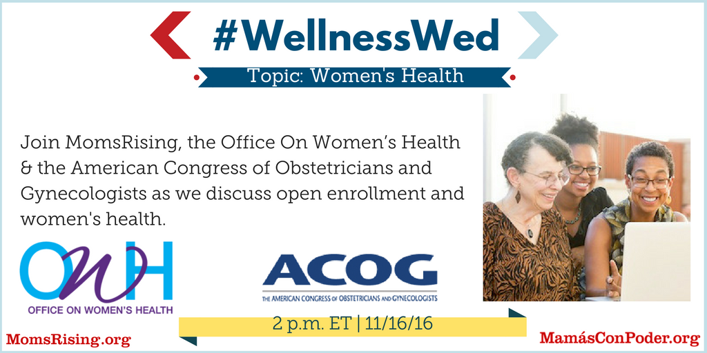 Thumbnail for #WellnessWed: Women's Health & Open Enrollment