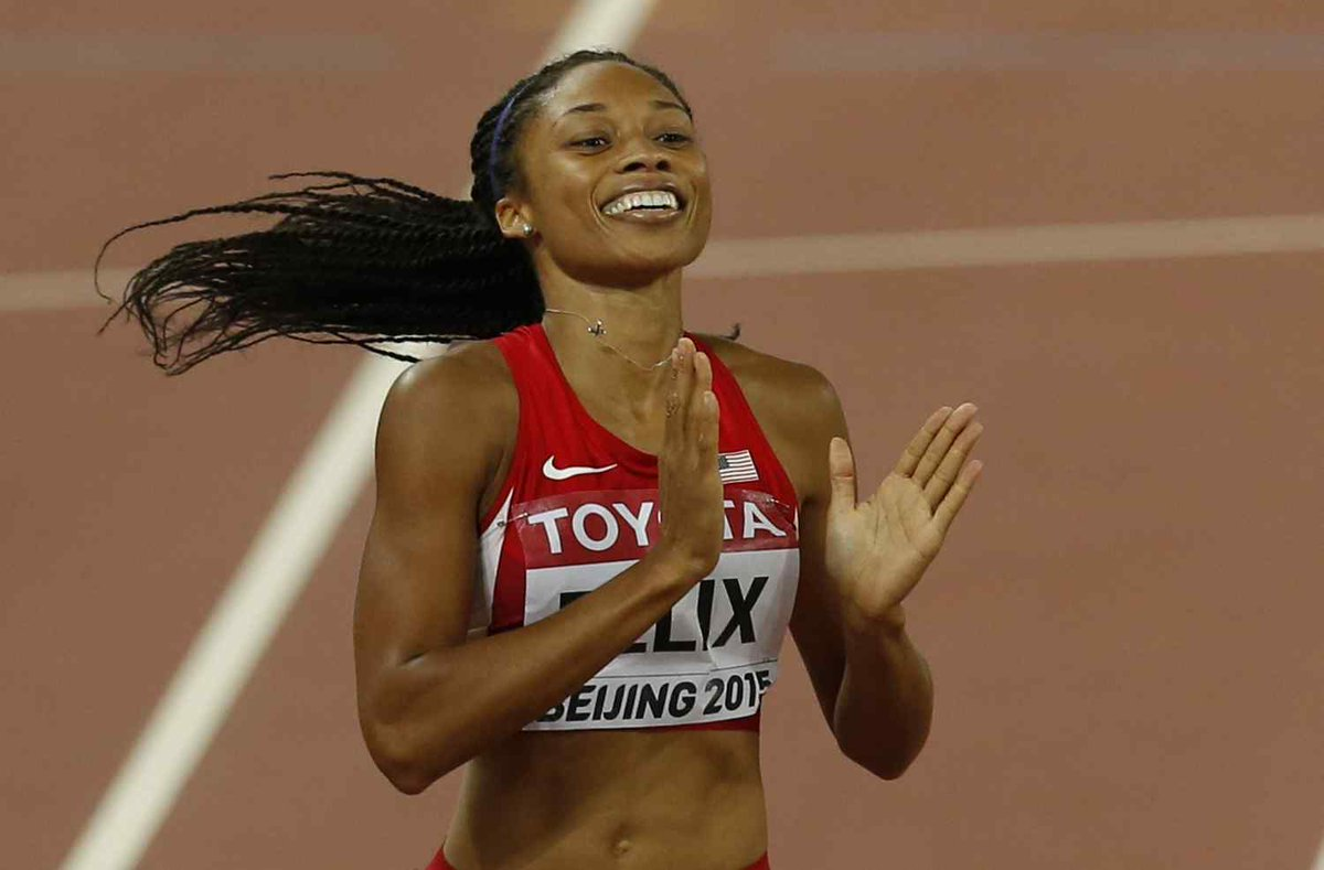 9a8bb7883 give olympics to la and don t worry about trump says sprinter allyson felix