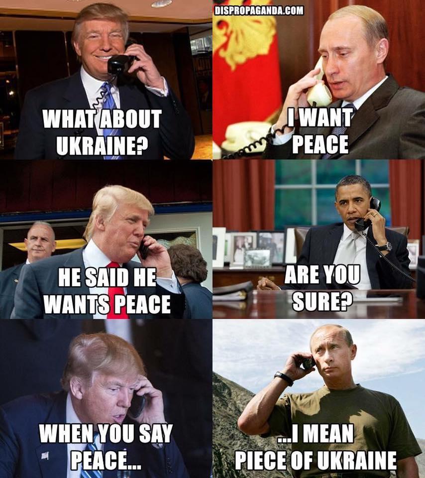 Маккейн предостерег администрацию Трампа от заигрываний с Россией - Цензор.НЕТ 7098
