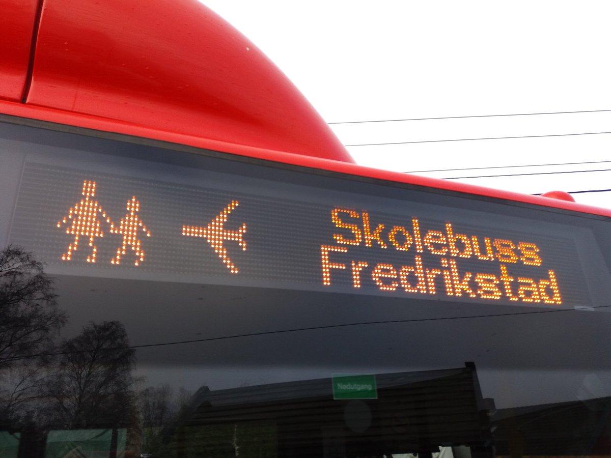 Flybussen fra fredrikstad