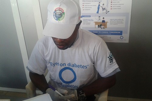 A French company - Sanofi S.A. has taken the war against diabetes to FCT Abuja, offering free sugar check as well as subsidised services to residents.