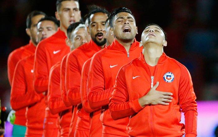 Thumbnail for Minuto a minuto de Chile-Uruguay