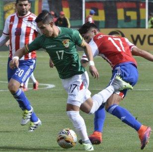 Video: Bolivia vs Paraguay
