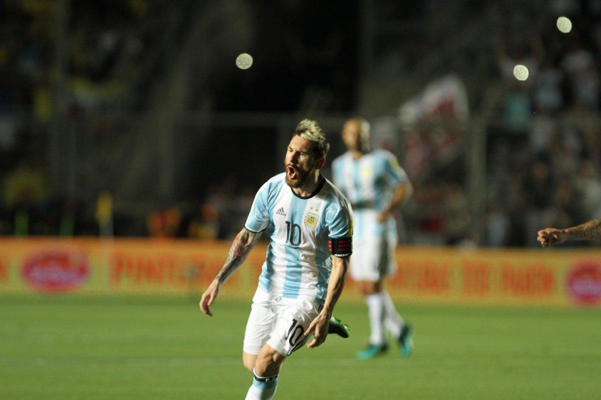 ARGENTINA-COLOMBIA Video Gol: Risultato firmato Di Maria Pratto e Messi che fa risorgere l'Albiceleste.