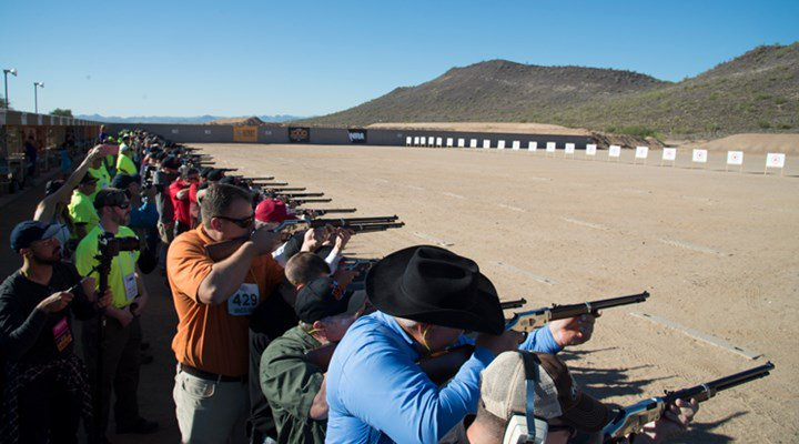 .@HenryRifles 1000-Man Shoot Hits Its Mark — https://t.co/iyaQ6dRjql — #guns #firearms #rifles #NRA https://t.co/evJczf0J36