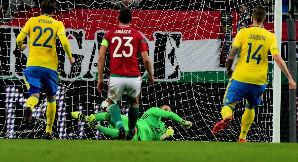 Video: Hungary vs Thụy Điển