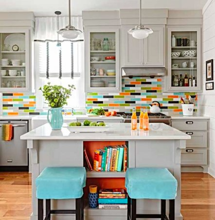 Get inspired with these creative kitchen upgrade ideas! DIY