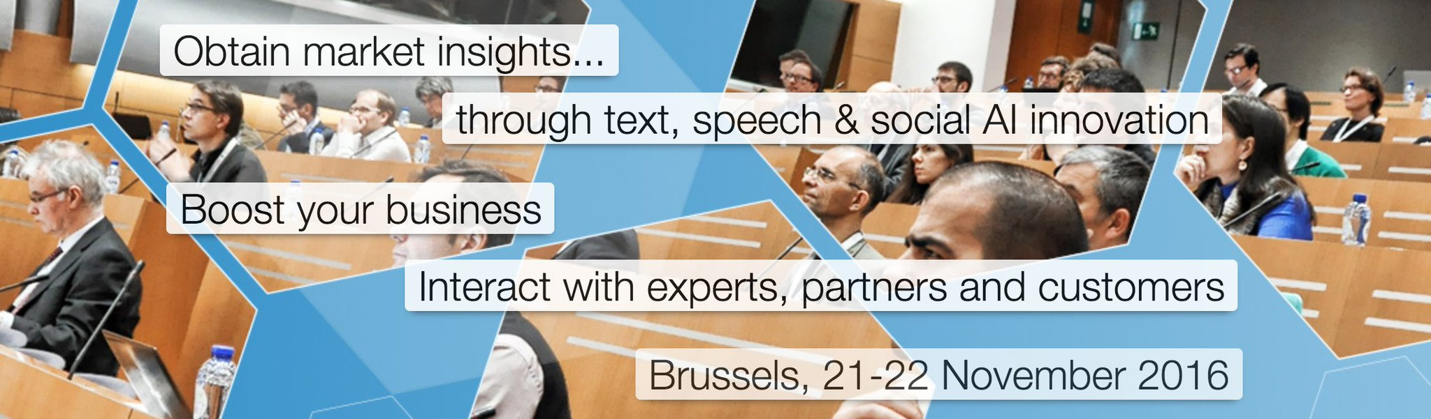 https://t.co/s14mxynYra is THE European event for text/speech #AI, market research & consumer insight. Speakers from 🇦🇹🇧🇪🇫🇷🇩🇪🇬🇷🇳🇱🇪🇸🇨🇭🇬🇧🇺🇸. https://t.co/XQCDz1ENgv