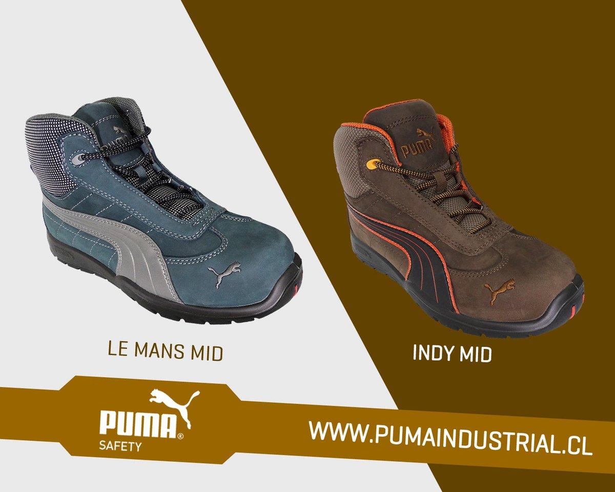 zapatos de seguridad puma safety
