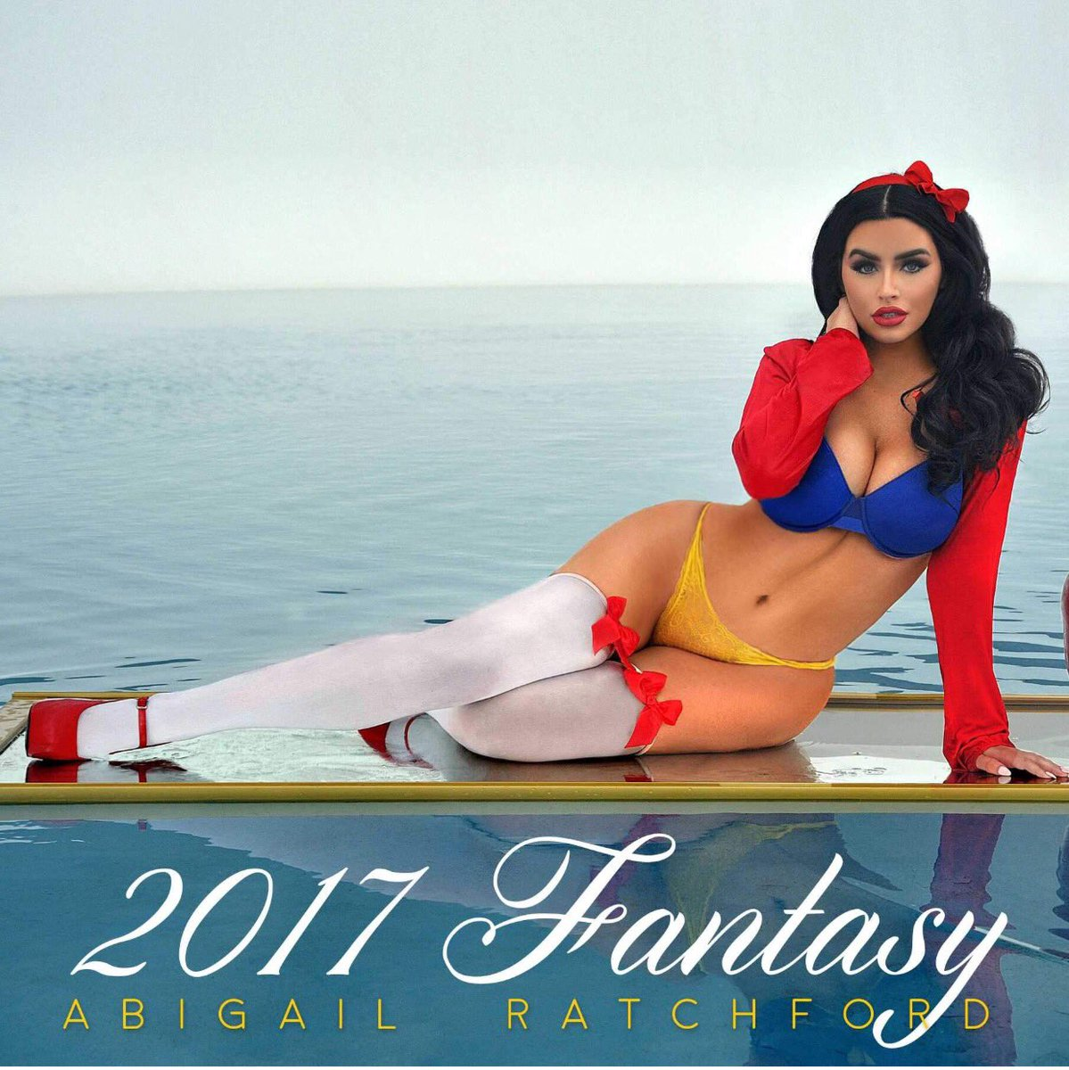 Abigail Ratchford On Twitter My 2017 Fantasy Calendar Is Here