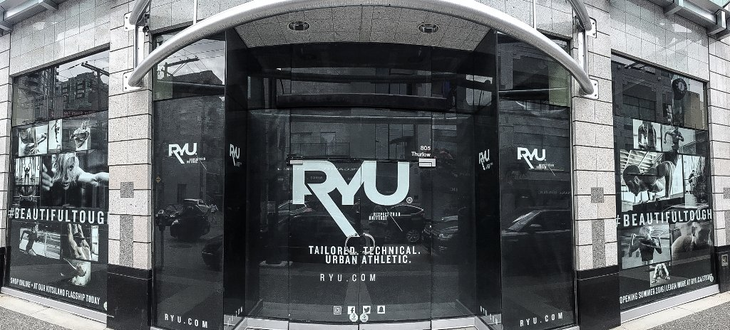 Only 4 more days until the anticipated opening of @RYU_apparel #onRobson & Thurlow! https://t.co/3m6lyobz9r