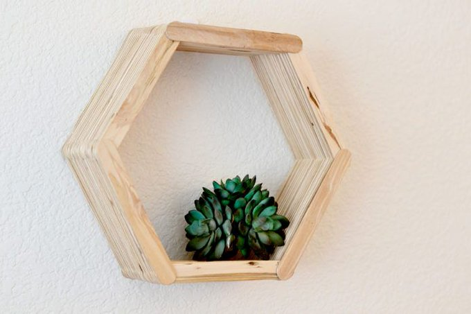If your shelfie needs an update, check out this diy project: