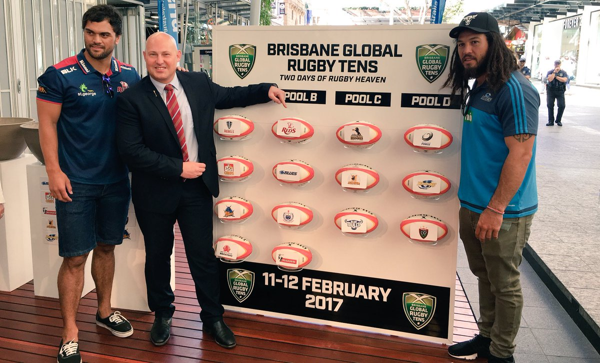 The draw has been announced for the 2017 @BrisbaneTens tournament in @visitbrisbane #thisisqueensland https://t.co/R5xgyczYNg