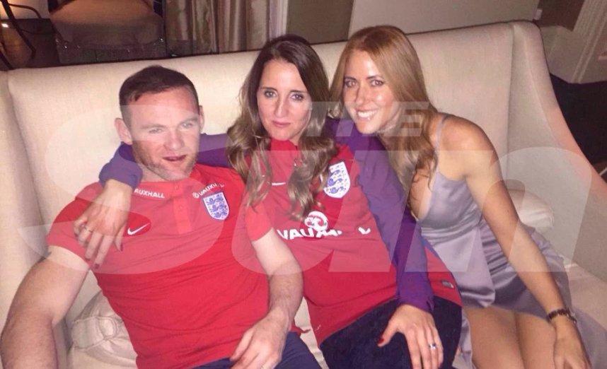 Rooney Drunk