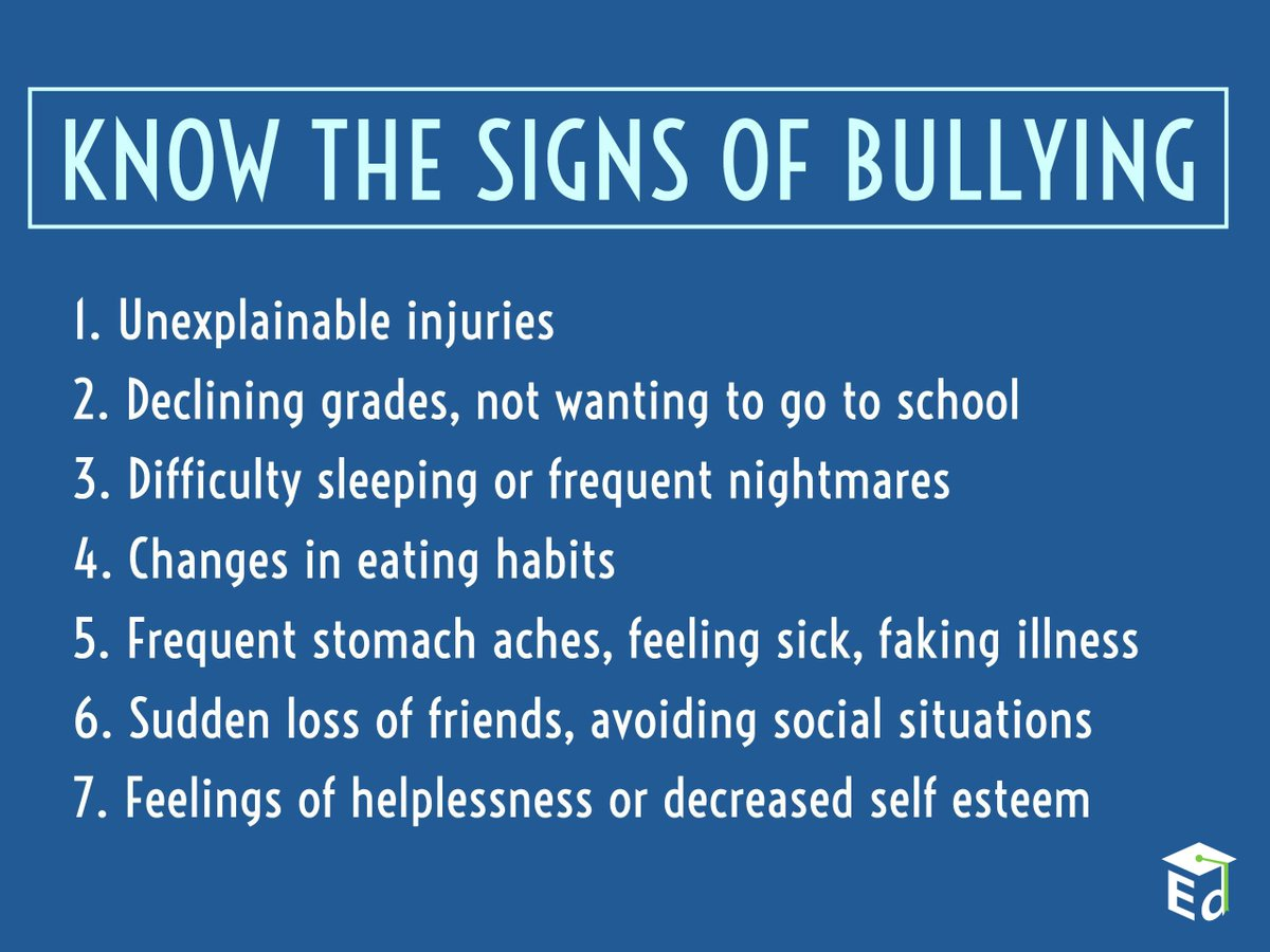 effects of bullying The issue of bullying has plagued many school systems in the us we have all read about issues of bullying causing students to take drastic measures to make the pain stop unfortunately, many of these drastic measures have resulted in suicide and/or murder in 2010, a 15-year-old immigrant from.