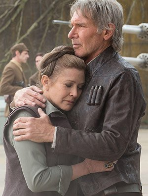 Após 40 anos, Carrie Fisher revela caso com Harrison Ford durante gravações de 'Star Wars' https://t.co/l7IY7lK7VP