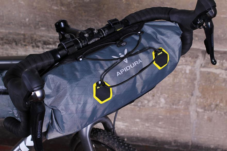 Road Cc On Twitter Quot Review Apidura Handlebar Pack