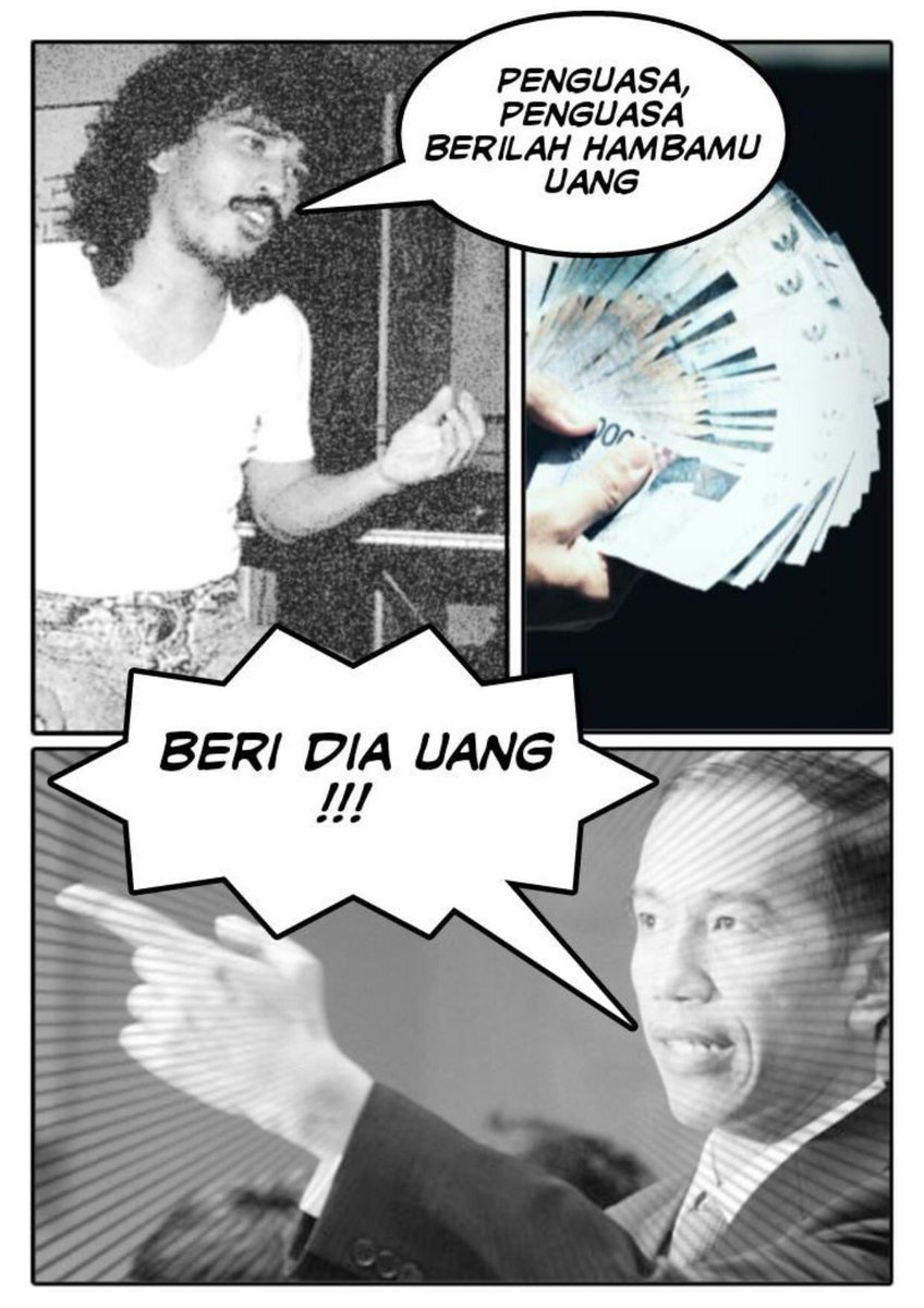 Jakarta On Twitter Jadi Ingat Lagu Iwan Fals Badut
